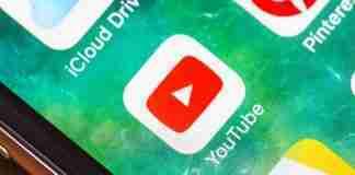 YouTube Application iOS