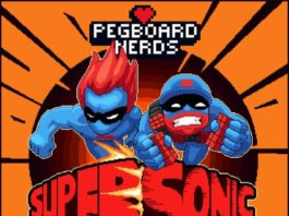 Pegboard Nerds Chimeric Supersonic