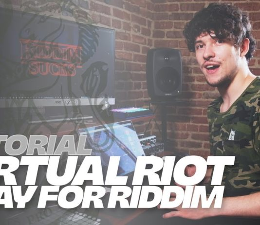 Virtual Riot Pray For Riddim Tutorial Disciple Records