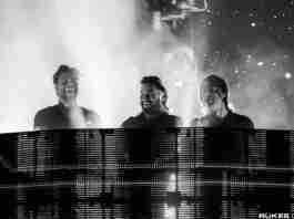 Swedish House Mafia at Ultra Music Festival 2018