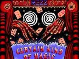 Rezz Certain Kind Of Magic Album Artwork mau5trap