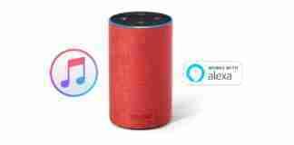Amazon Echo Alexa Apple Music