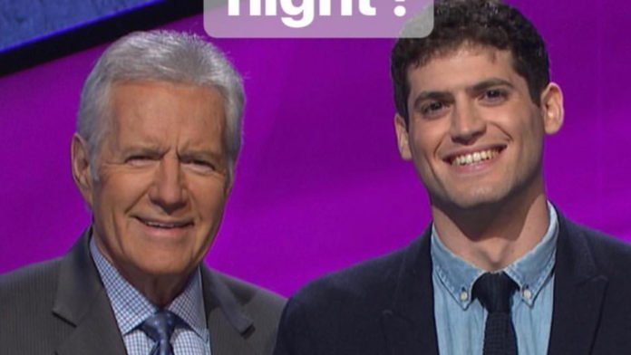 Baauer brother Alex Trebek Jeopardy