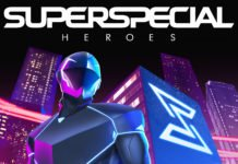 SUPERSPECIAL Heroes Dropgun
