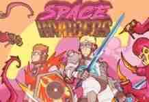 Teminite Samuel Norris MDK Morgan David King Space Invaders