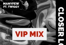 ManyFew Twiggy Closer Love VIP Mix