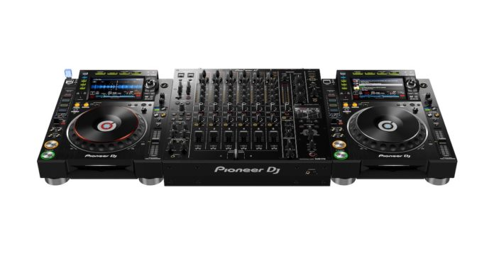Pioneer DJM-V10 6 channel professional DJ mixer