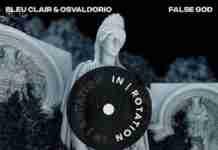Bleu Clair Osvaldorio False God In : Rotation
