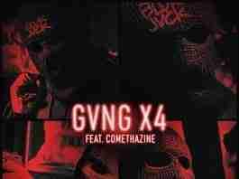 BLVK JVCK GVNG X4 Comethazine Big Beat Records