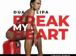 Dua Lipa Break My Heart Lodato