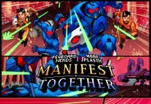 Pegboard Nerds Manifest Together Monstercat