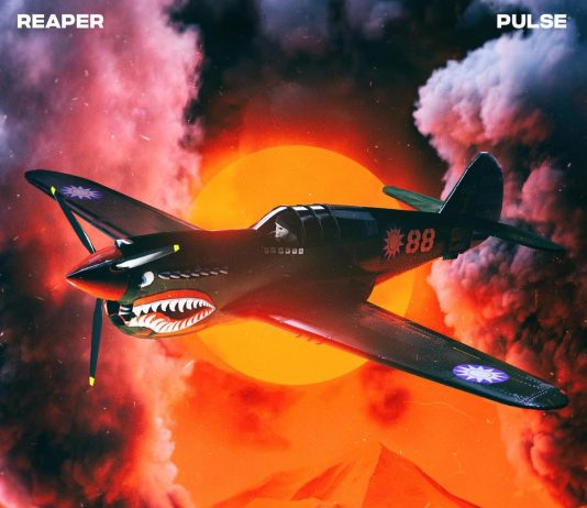 REAPER Pulse Bassrush Records Cover Art