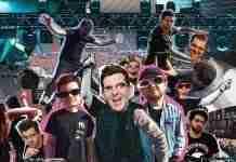 Dillon Francis TV Noise STMPD RCRDS Festivals EP