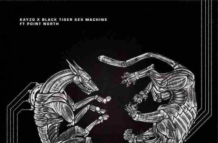 Kayzo Black Tiger Sex Machine Point North Lifeline Kannibalen Records