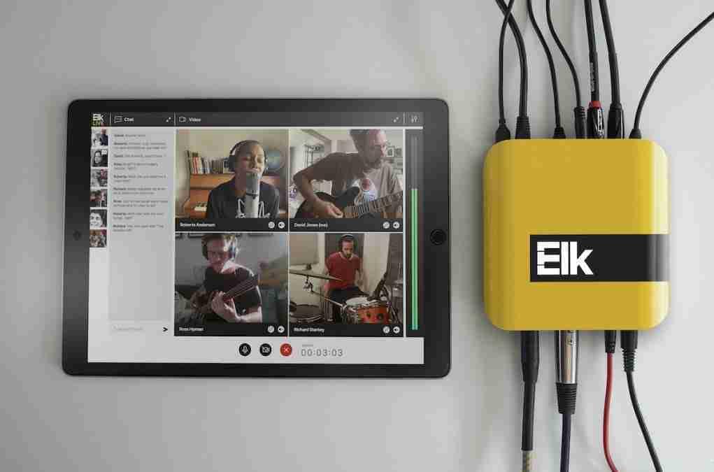 Elk LIVE Bridge ipad2
