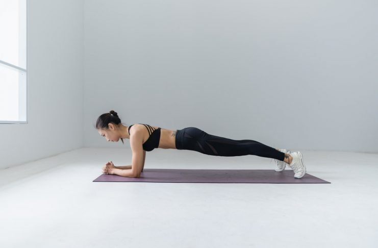 Planking Fitness JuicePlus+ Survey