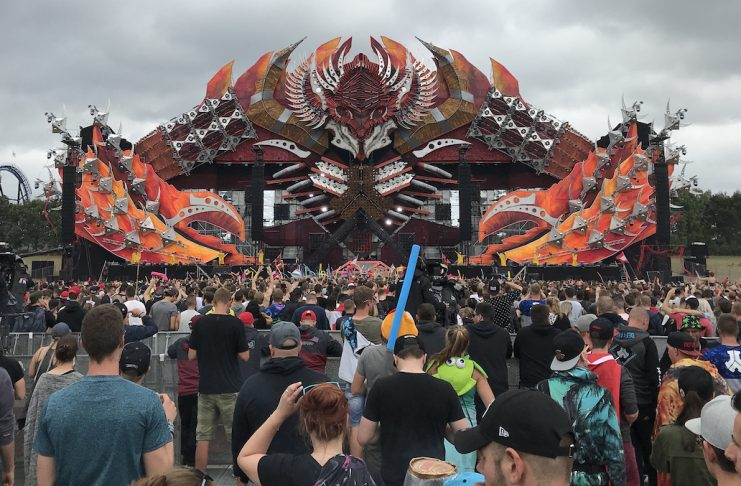 Red Stage Defqon1